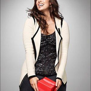 Lane Bryant Moto Sweater Size 18/20